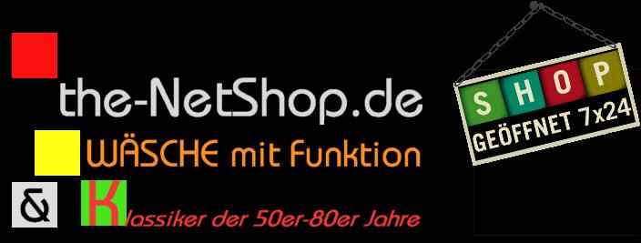 the-NetShop.de - WÄSCHEmit FUNKTION - Klassiker der 50er - 80er Jahre